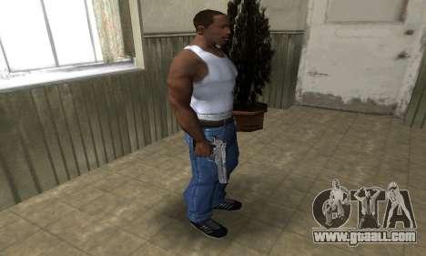 Old Deagle for GTA San Andreas third screenshot