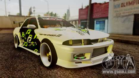 Nissan Skyline R32 Speedhunters for GTA San Andreas