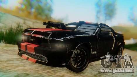 Shelby GT500 Death Race for GTA San Andreas