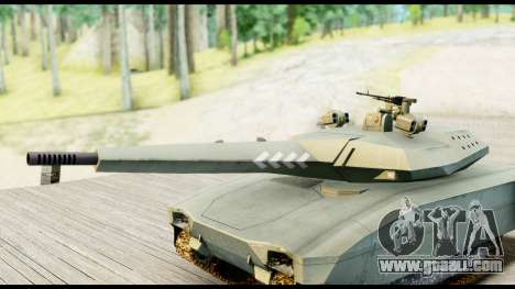 PL-01 Concept for GTA San Andreas back left view