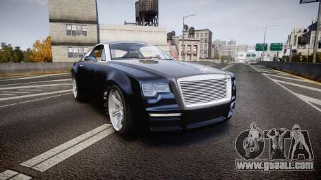 GTA V Enus Windsor for GTA 4