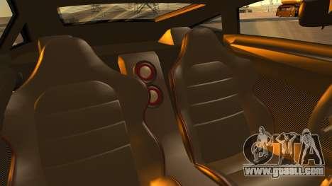 GTA 5 Pegassi Osiris IVF for GTA San Andreas side view