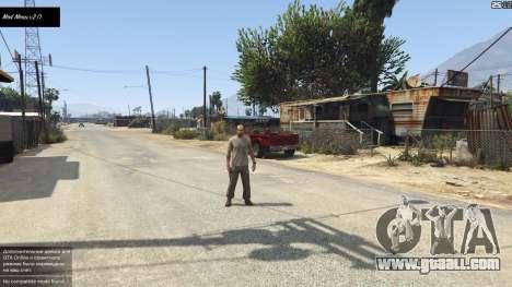 GTA 5 Mod Menu (No More Hotkeys) 2.0 third screenshot