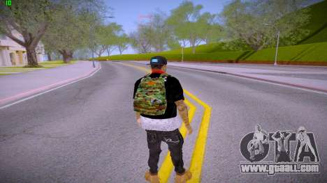 Fresco for GTA San Andreas third screenshot