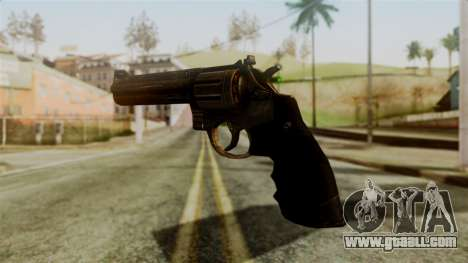 Colt Revolver from Silent Hill Downpour v1 for GTA San Andreas second screenshot