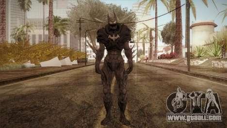 Batman Nightmare Skin for GTA San Andreas second screenshot
