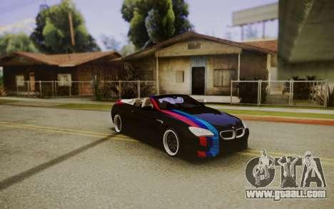 BMW M6 Cabrio for GTA San Andreas