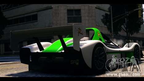 Radical SR8 RX for GTA 4 left view