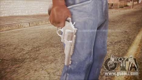 RS-357 from Battlefield Hardline for GTA San Andreas third screenshot