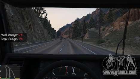 GTA 5 Trucking Missions 1.5 second screenshot