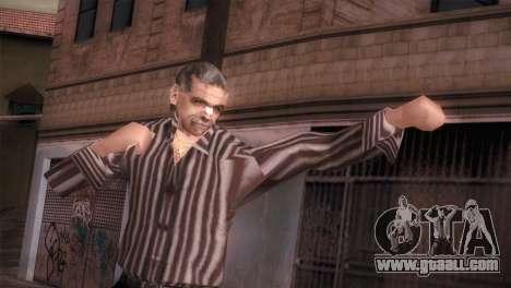 Taxman for GTA San Andreas