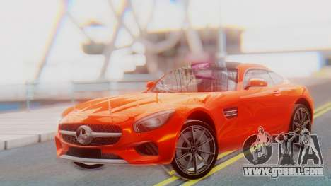 Mercedes-Benz SLS AMG GT for GTA San Andreas