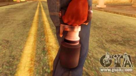 Atmosphere Camera for GTA San Andreas third screenshot