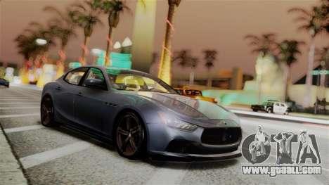 R.N.P ENB v0.248 for GTA San Andreas third screenshot