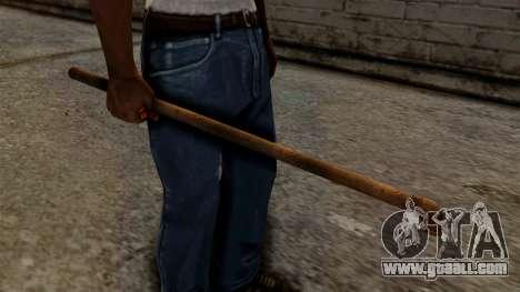 Steel Pipe for GTA San Andreas second screenshot
