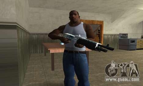 Like Combat Gun for GTA San Andreas third screenshot