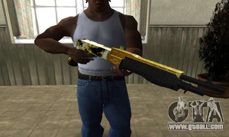 Wonder Combat Shotgun for GTA San Andreas
