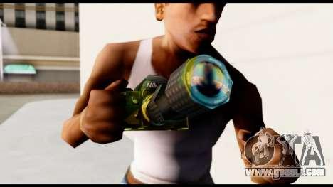 Brasileiro Camera for GTA San Andreas third screenshot