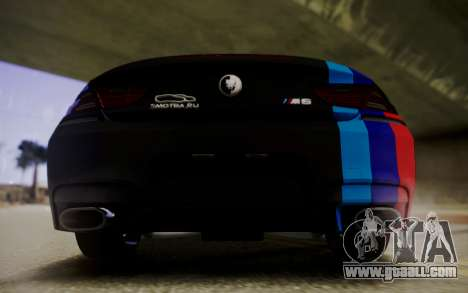 BMW M6 Cabrio for GTA San Andreas right view