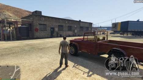 GTA 5 Trucking Missions 1.5 fifth screenshot