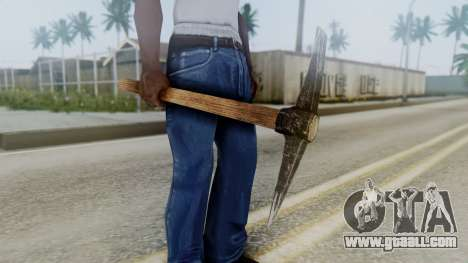 Red Dead Redemption Net for GTA San Andreas second screenshot