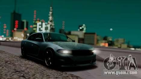 R.N.P ENB v0.248 for GTA San Andreas forth screenshot