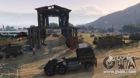 GTA 5 Trucking Missions 1.5 tenth screenshot