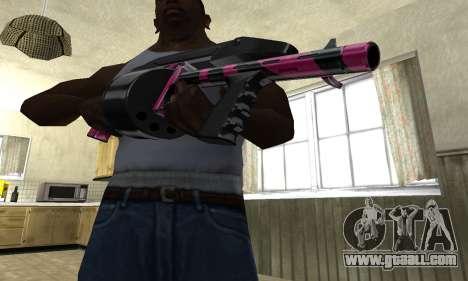 Granate Combat Shotgun for GTA San Andreas