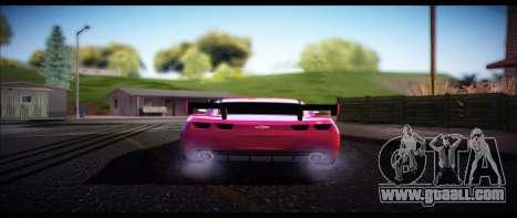 Temfan ENB for GTA San Andreas forth screenshot
