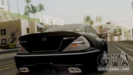 Mercedes-Benz SL65 E-Tuning for GTA San Andreas left view