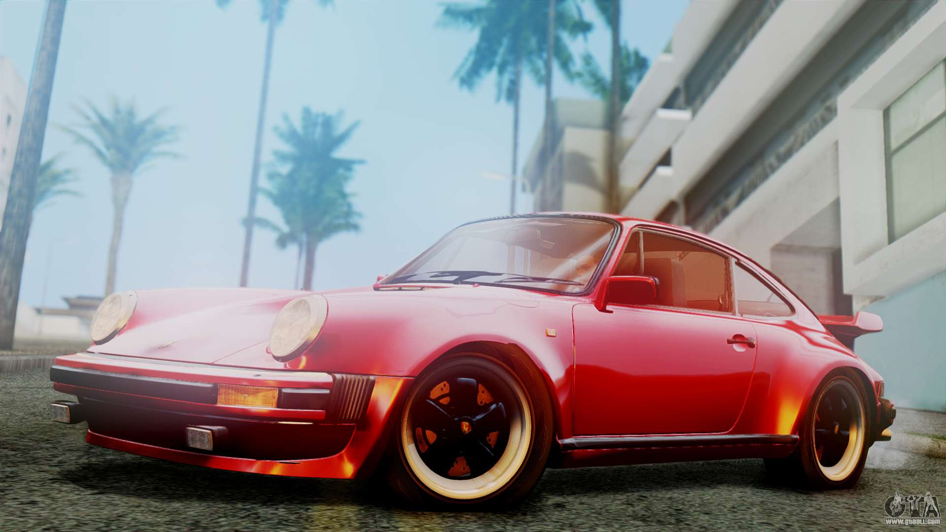 Porsche 911 turbo 930 1985 kit a for gta san andreas porsche 911 turbo 930 1985 kit a for gta san andreas left view vanachro Image collections