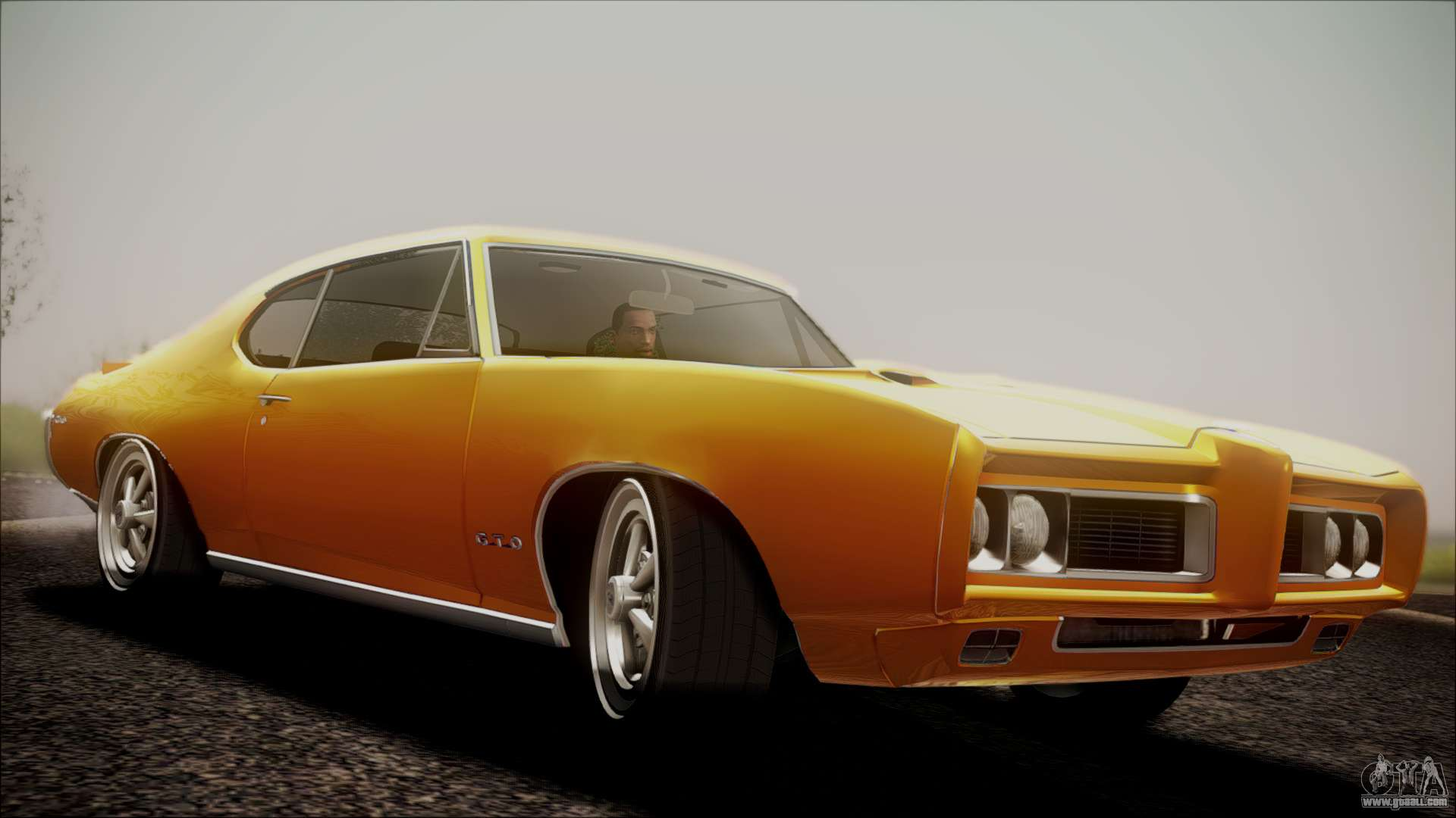 gta gto pontiac 1968 andreas san sa mod cars gtaall