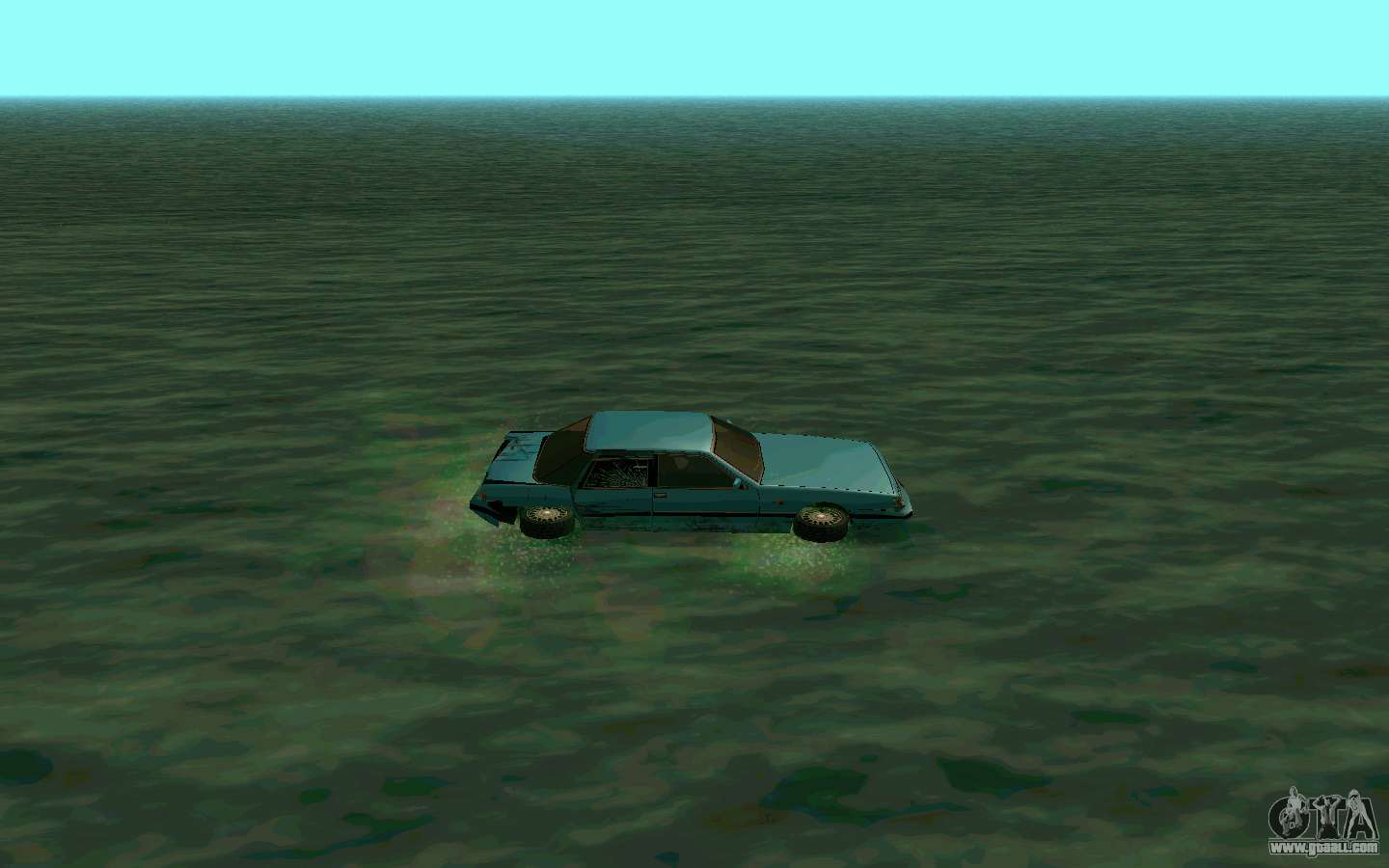 Gta  Cheats For Cars Drive On Water