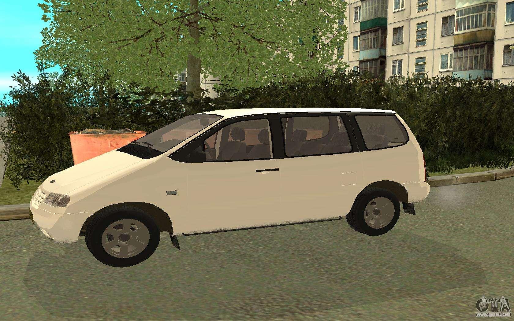 VAZ 2120 - the car is not for drift 70