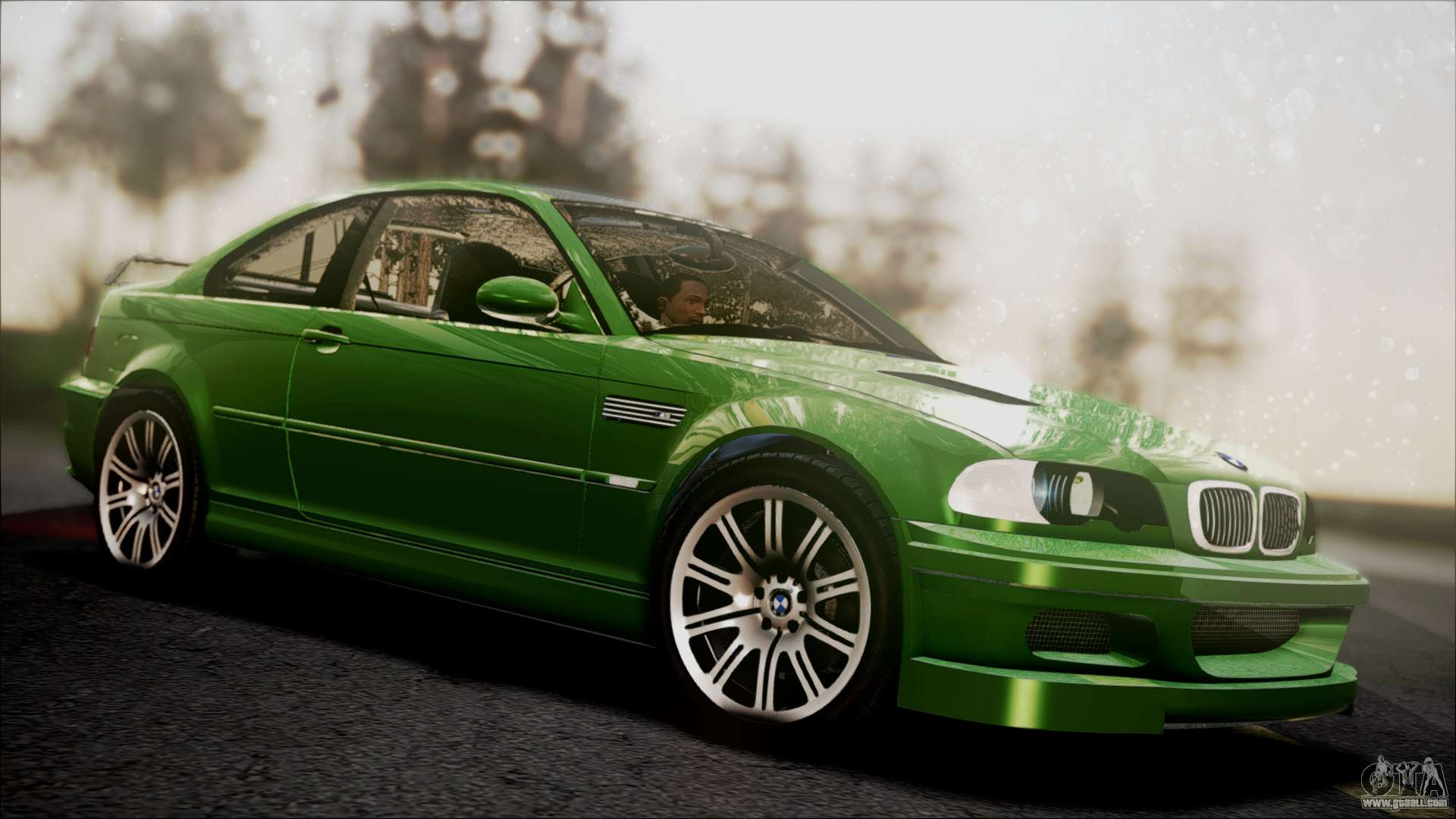 bmw m3 gtr street edition for gta san andreas. Black Bedroom Furniture Sets. Home Design Ideas