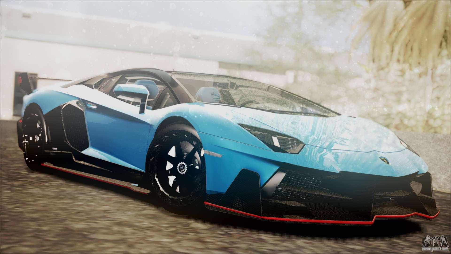 Lamborghini Veneno Lp700 4 Avsm For Gta San Andreas
