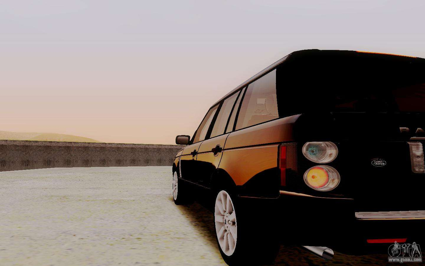 ENB Series Ultra Graphics for Low PC v3 for GTA San Andreas