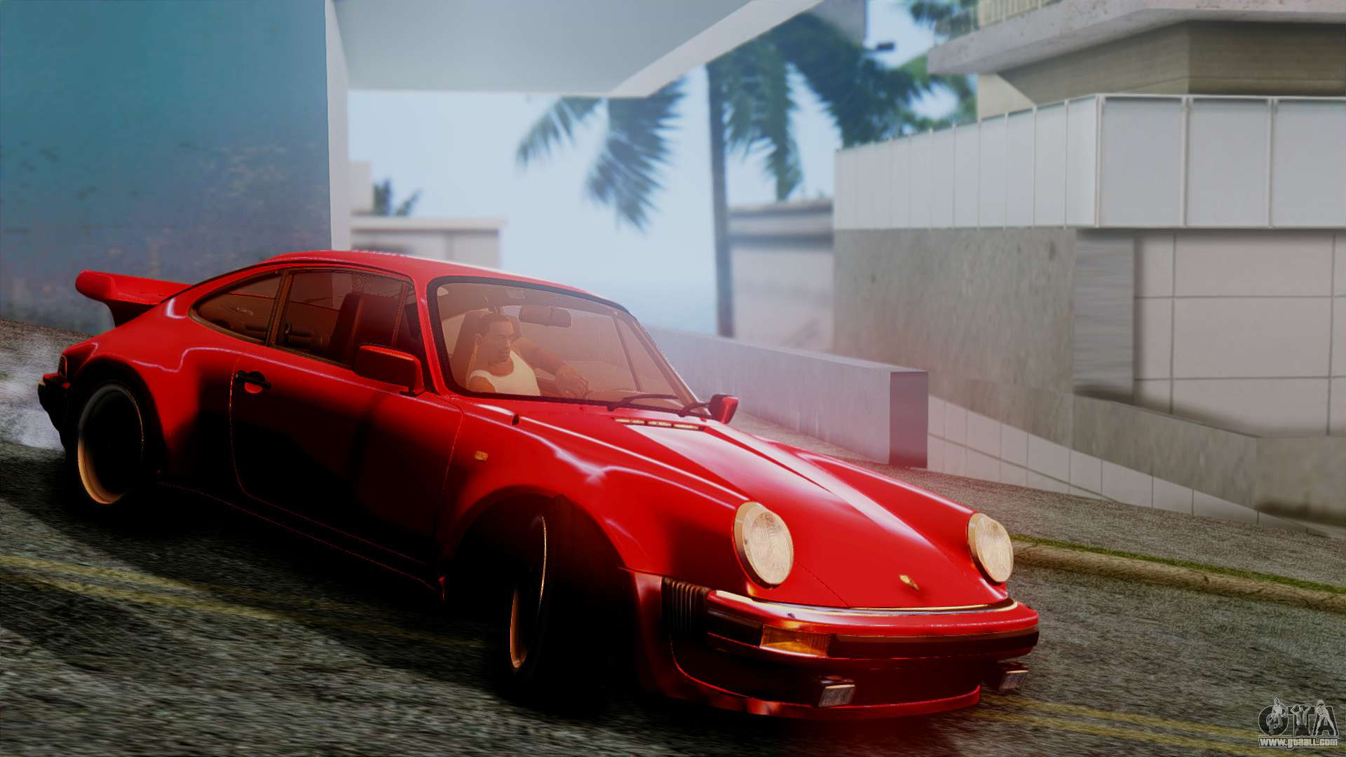 Porsche 911 turbo 32 coupe 930 1985 for gta san andreas porsche 911 turbo 930 1985 kit a vanachro Image collections