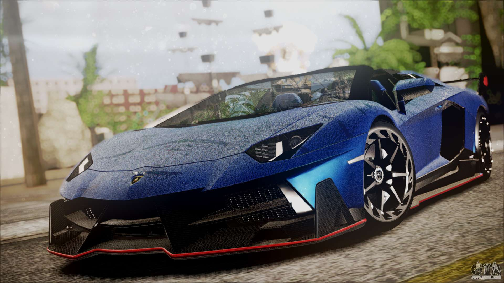 Lamborghini Veneno LP700 4 AVSM Roadster Version