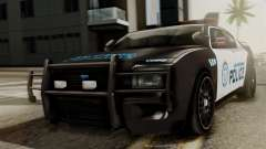 Hunter Citizen from Burnout Paradise Police LV