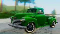 Chevrolet 3100 1951 Work for GTA San Andreas