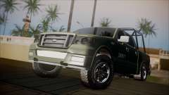 Ford F-150 Military MEX for GTA San Andreas