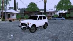 VAZ 2121 Niva 4x4 for GTA San Andreas