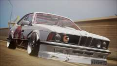 BMW E24 Shakugan No Shana Itasha for GTA San Andreas