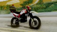 Yamaha DT 180 BM-RS for GTA San Andreas