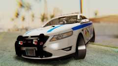 Ford Taurus Iraq Police v2 for GTA San Andreas
