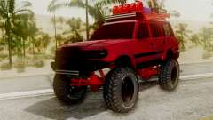 Burbuja Off Road for GTA San Andreas