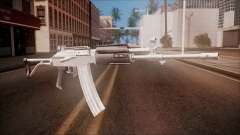 Galil AR v1 from Battlefield Hardline for GTA San Andreas