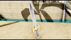 Sword paladin for GTA San Andreas
