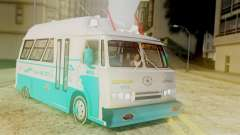 JAC Microbus for GTA San Andreas